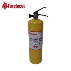 Extintor ABC multiproposito (Polvo químico seco)